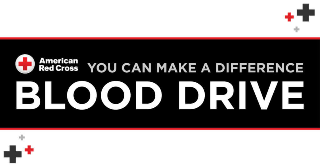 American Cross blood drive, you can make a difference.